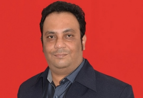 Abhijit Sarkar, Country Head-Corporate Real Estate, Administration & Facility, Sharekhan